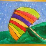 ŠD - malujeme do soutěže Barevný podzim