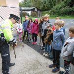 ZŠ - prohlídka vybavení policie